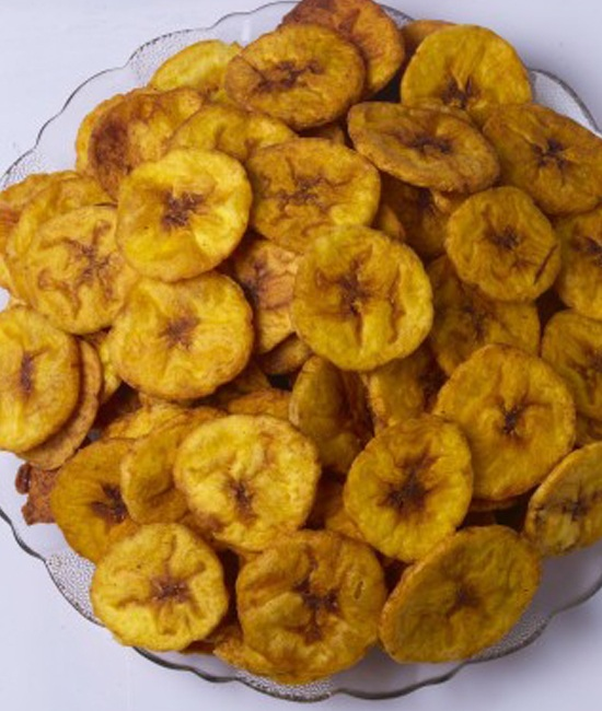 Sweet Banana Chips-1kg